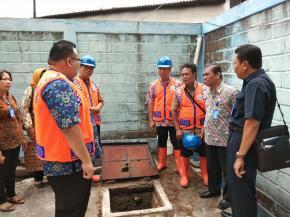 Ngopi Kamisan, PDAM Kab. Semarang kunjungi mata air di cabang Tengaran