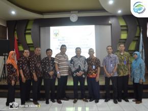 Kunjungan Kerja dari PDAM Tirta Binangun Wates Kulon Progo