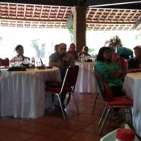 Pembahasan dengan FKP (Forum Komunikasi Pelanggan) PDAM Kabupaten Semarang